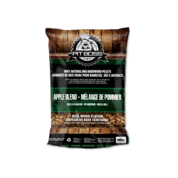 Bundle 5 x 9 kgs Pit Boss Hardwood Pellets (H/A/C)