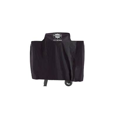 Navigator PB550 Pellet Grill Cover with smoke cabinet